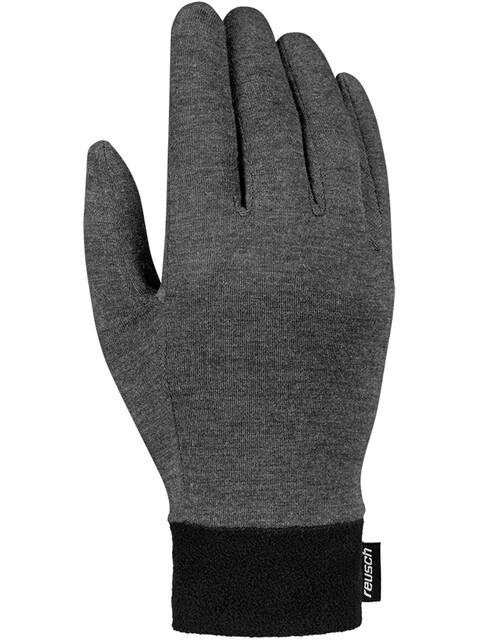 Reusch Primaloft + Silk Liner Handschoenen grijs